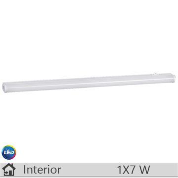 Aplica LED baie, iluminat decorativ interior Rabalux, gama Streak light, model 2389