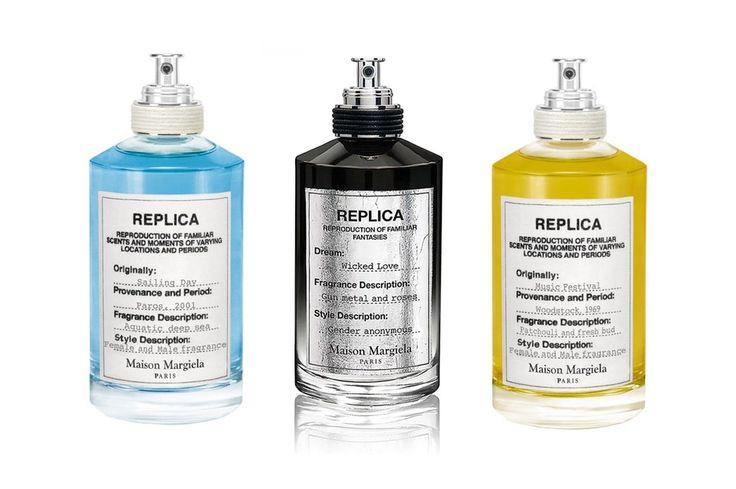 Maison Margiela Releases Three New Replica Fragrances
