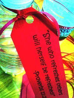 Gift Basket or Secret Sister Idea