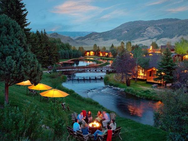 401 best images about log cabin design ideas on pinterest for Jackson hole cabin resort