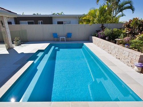 22 best narellan pools symphony pool images on pinterest for Pool design new zealand