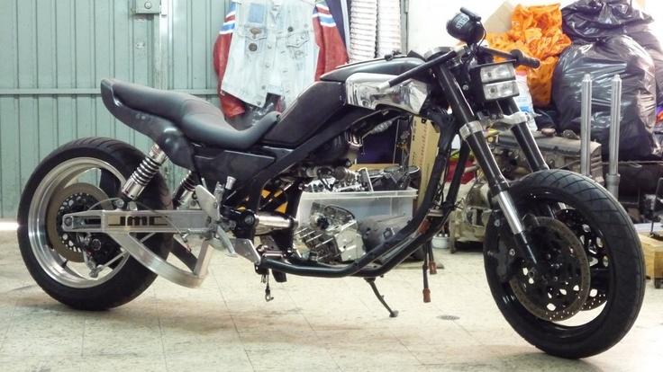 yamaha fzx 750 rebuild bike pinterest. Black Bedroom Furniture Sets. Home Design Ideas