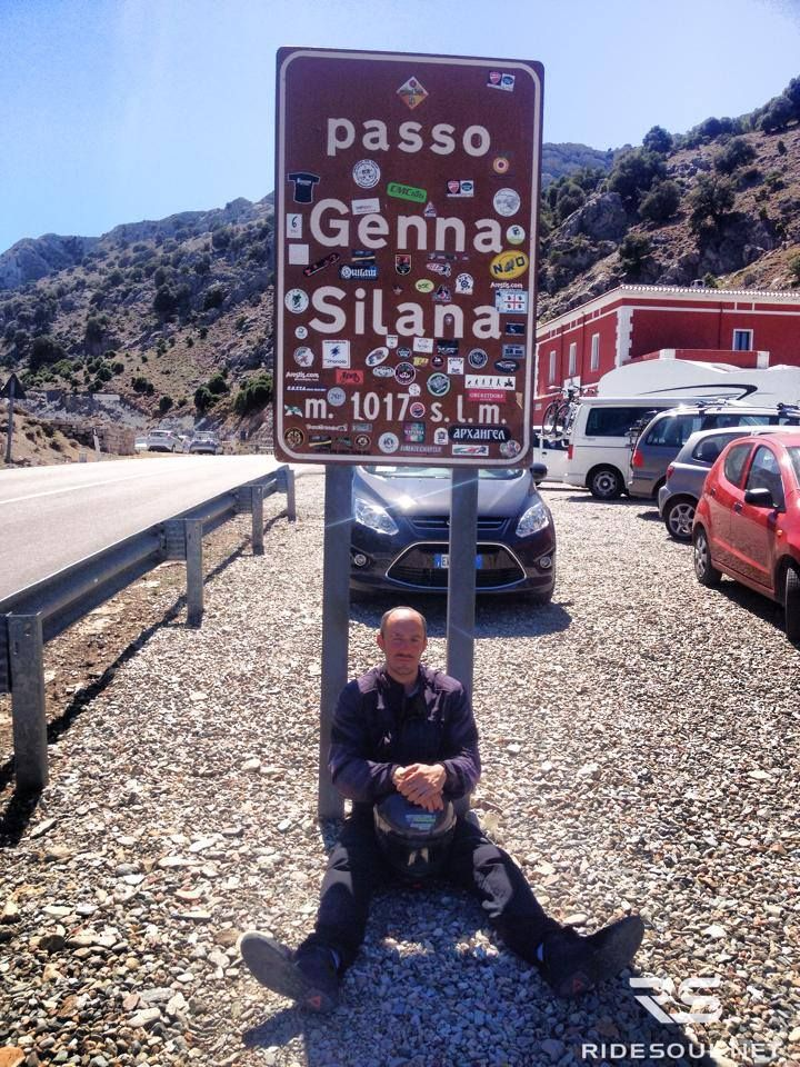 Genna Silana Pass, the funniest road in Sardegna! #motorcycle #tour #italy