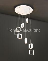 Lampa wisząca Tokyo II (P0199) Max Light
