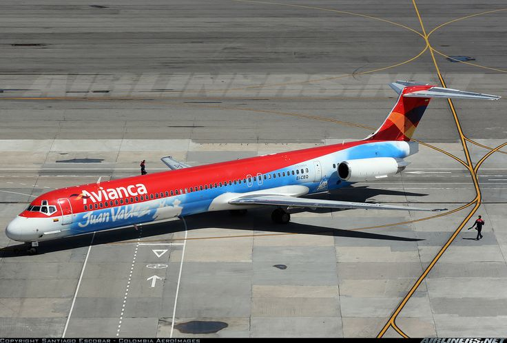 Avianca MD-83 (DC-9-83)