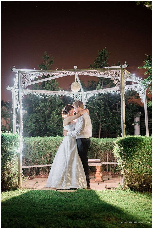 Outdoor wedding gazebo to get married at :) Outdoor ceremony weddings is absolutely wonderful for Winter and Spring. Casablanca Manor Wedding and Funtion Venue in Gauteng/Pretoria www.casablancamanor.co.za