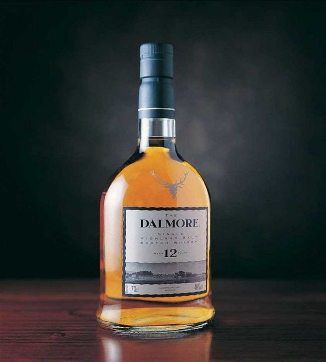 The Dalmore Single Highland Malt Scotch Whisky - #whisky #dalmore #drink #scotch