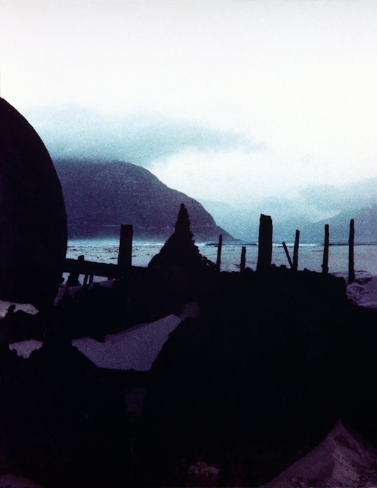 Shipwreck on Long Beach, Cape Town