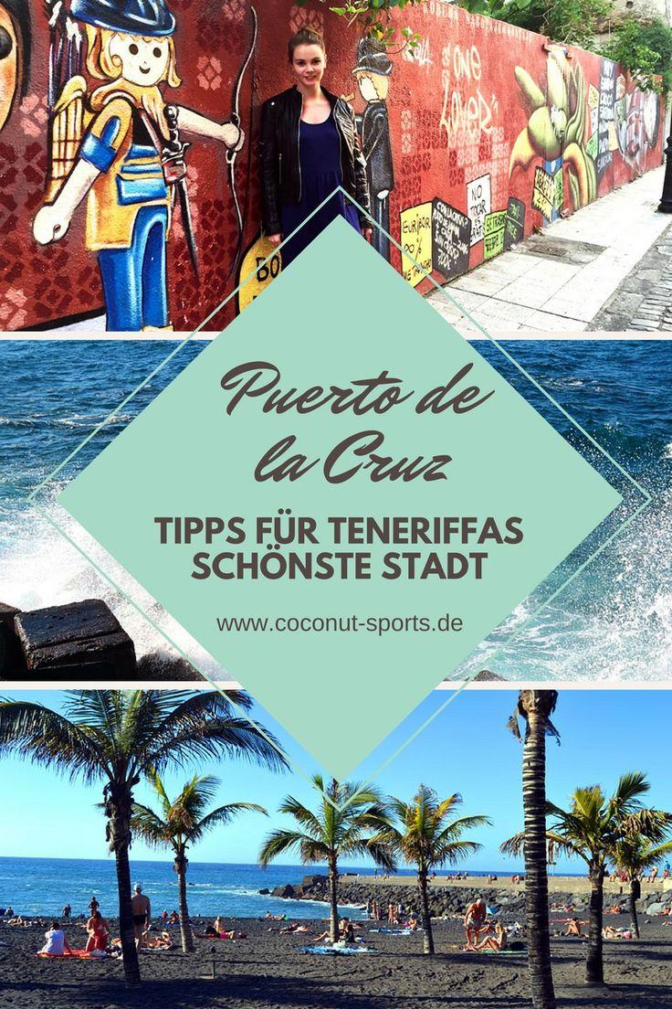 Puerto de la Cruz ist mein Lieblingsort auf Teneriffa. Das sind meine besten Tipps für Sightseeing, Restaurants, Bars und Things to do in der Küstenstadt.