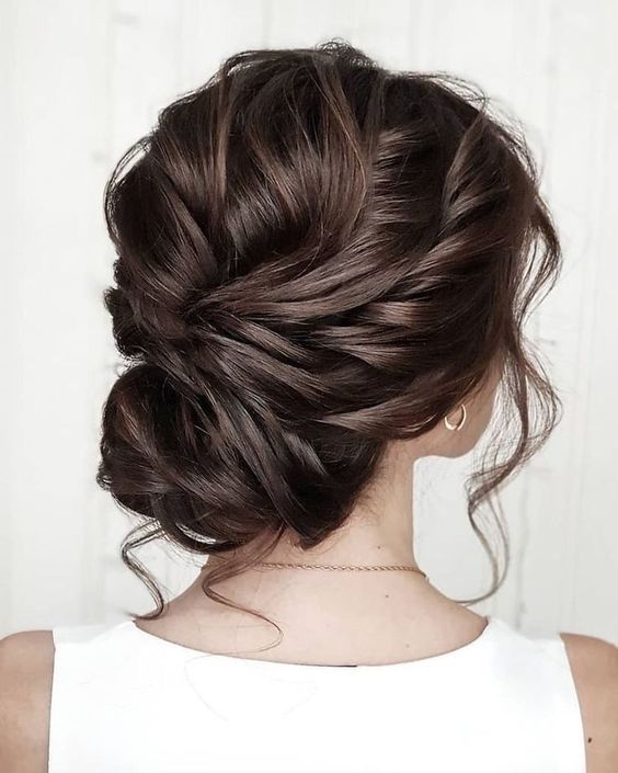 24 Gorgeous Updo Hairstyles for Any Occasion  #Hairstyles