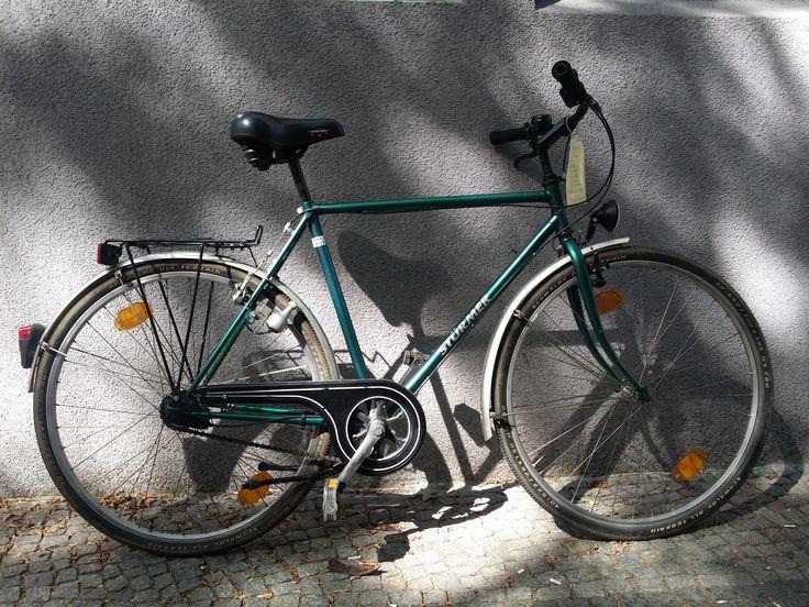 Gebrauchte Fahrräder – Herrenfahrräder