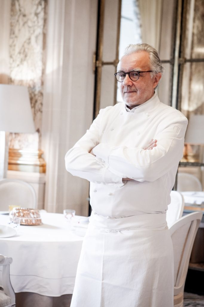 Chef Alain Ducasse at Le Meurice, Paris. Experience Elite Culinary Experience at…