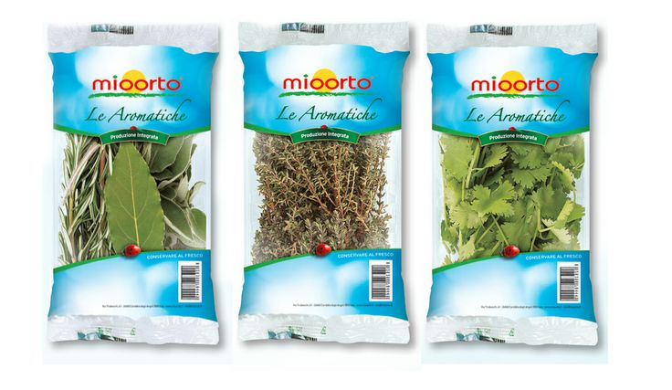 MIOORTO - packaging aromatiche