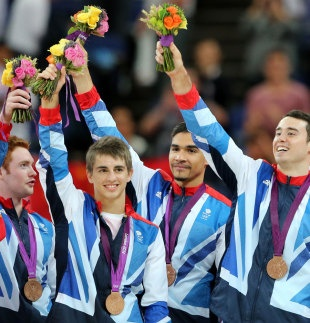Team GB Gymnastics