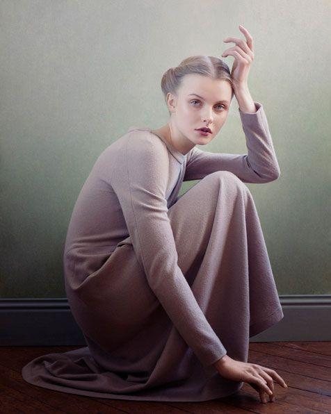 By Swedish fashion photographer Julia Hetta