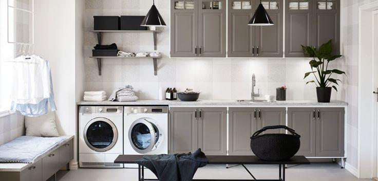 Når vaskerommet byr på ren fornøyelse - Comfort