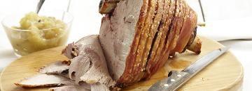 Crispy Roasted Pork Leg with Crackling