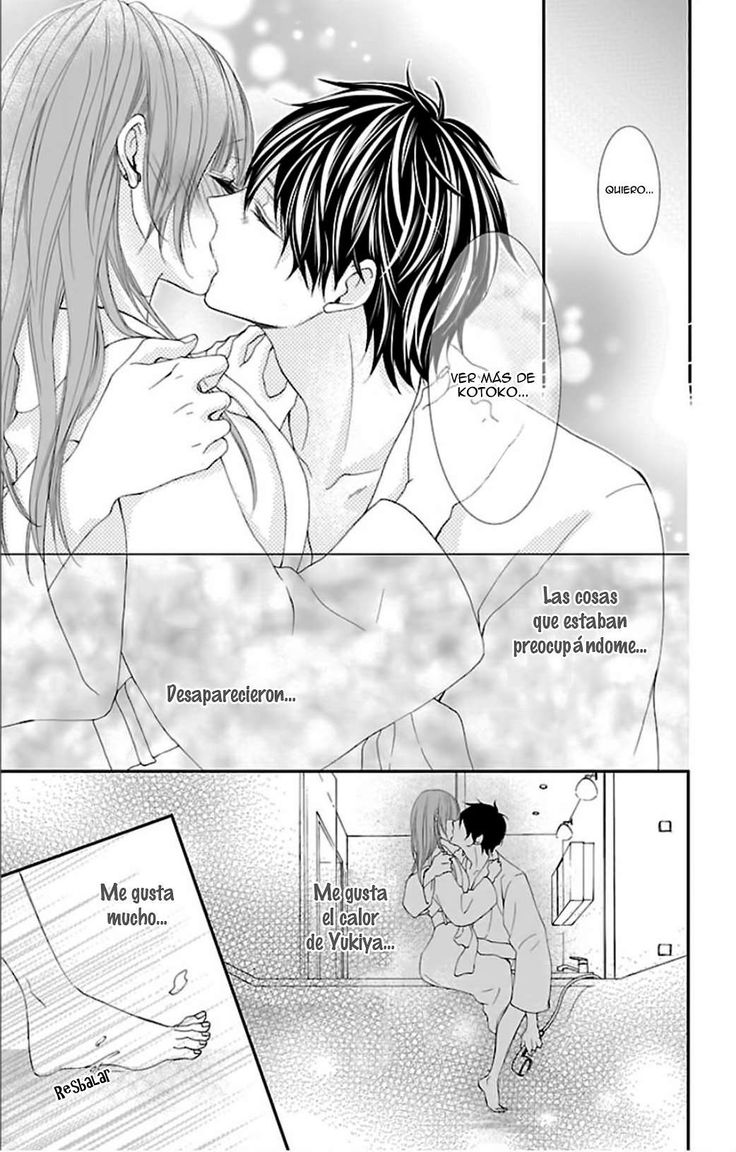 Are Nochi Kareshi- Capítulo 4 página 21 - Leer Manga en Español gratis en NineManga.com