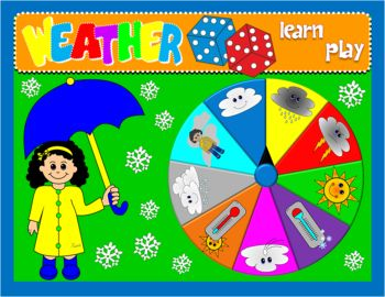 FREE PPT GAME - WEATHER #