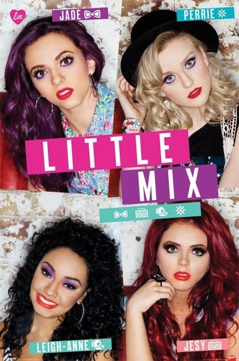 Little Mix Jade                 Perrie                 Leigh-Anne                 Jessy