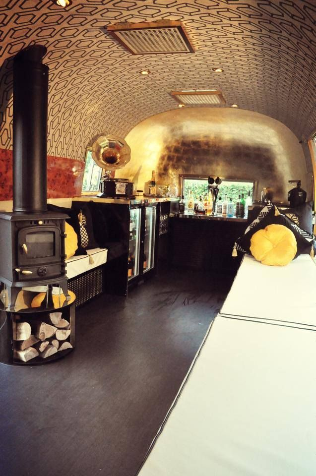 13 best Art Deco Airstream Mobile Bar images on Pinterest ...