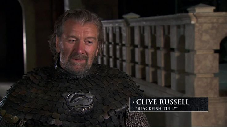 Clive Russell as Blackfish Tully