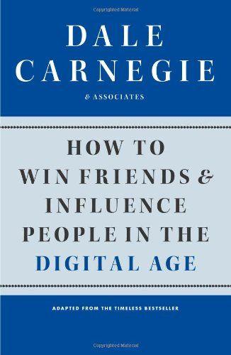 How to Win Friends and Influence People in the Digital Age von Dale Carnegie & Associates http://www.amazon.de/dp/1451612591/ref=cm_sw_r_pi_dp_EFKcwb06C6AWZ