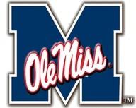 """Ole Miss """"M"""""""