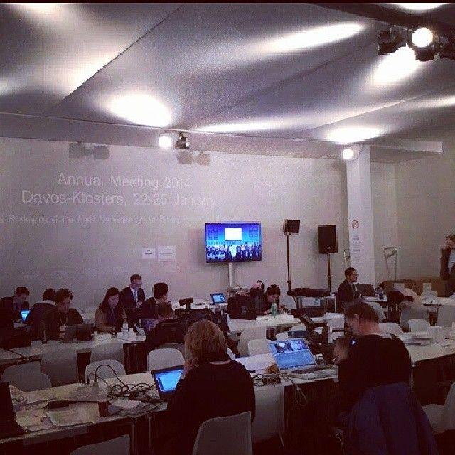 #davos #wef #work #presse