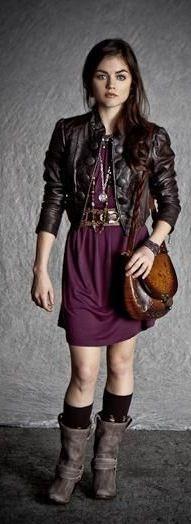 PLL - Aria Montgomery's Style