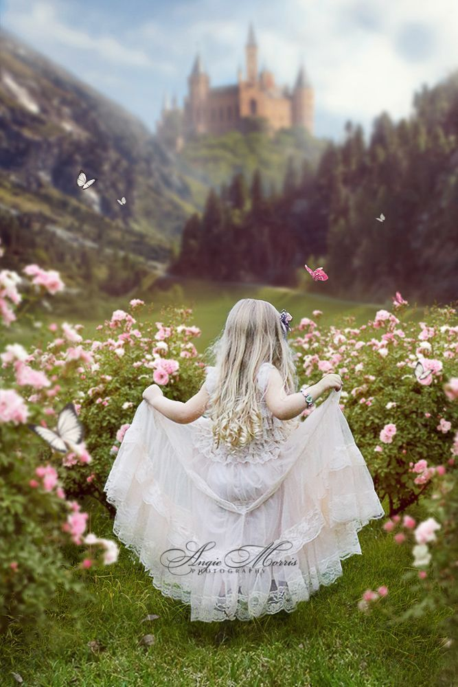 Princess, little girl, photo shoot, session, fairytale ...