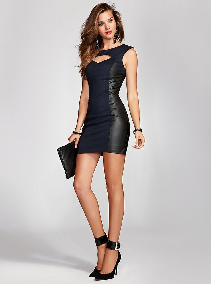 Jade Bodycon Dress | GUESS.com