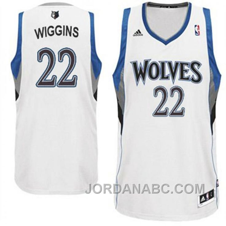 ... Buy Andrew Wiggins Minnesota Timberwolves Revolution 30 Swingman Home  White Jersey from Reliable Andrew Wiggins Minnesota ... jamal crawford ... 880c62789