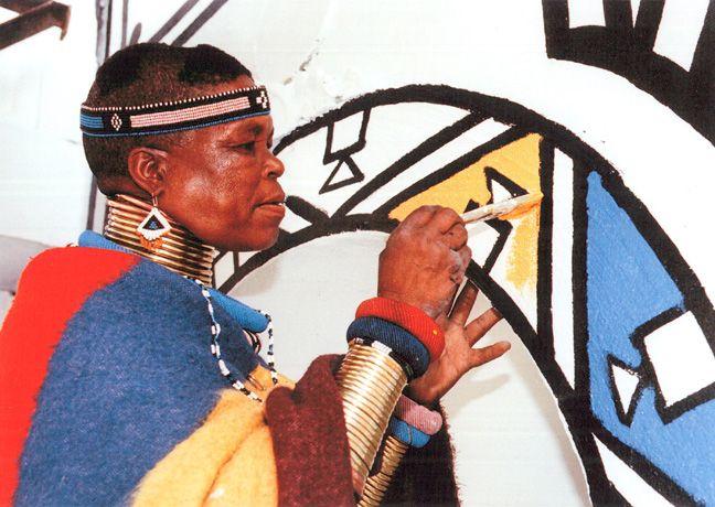 Esther-Mahlangu