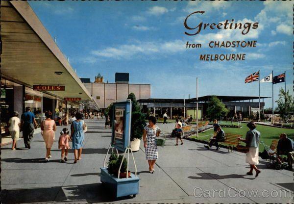 Chadstone Shopping Mall Melbourne Australia