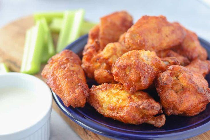Air fryer frozen chicken wings recipe in 2020 air