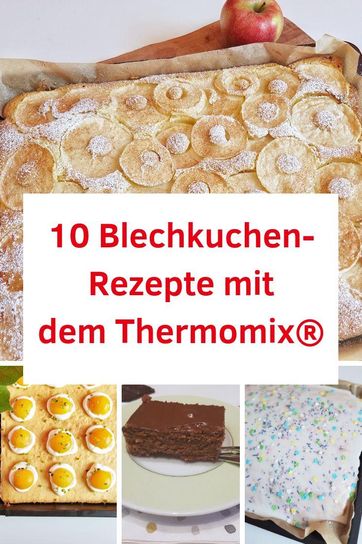 10 Lieblings-Blechkuchen-Rezepte aus dem Thermomix®