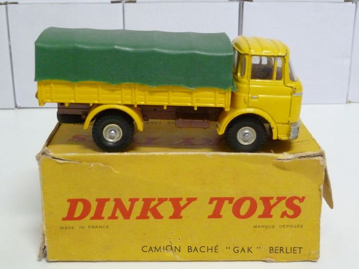 french dinky toys camion bache gak berliet matchbox dinky and corgi diecast models. Black Bedroom Furniture Sets. Home Design Ideas