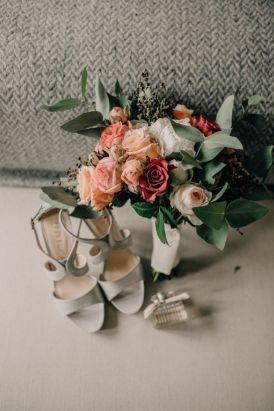 Rachel & Simon's Elegant Perth Restaurant Wedding