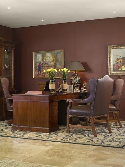 Renaisance Wingback, Renaisance Office Chair