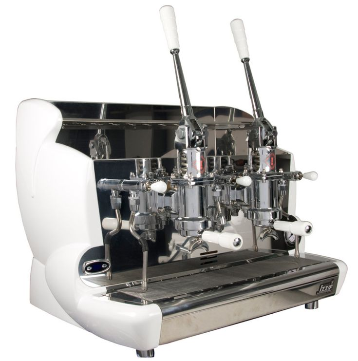 commercial coffee machine 2 group pompei biance coffee machine ebay - Commercial Coffee Makers