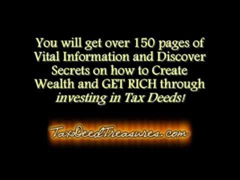 Tax Deed Treasures Wealth Creation System.mp4