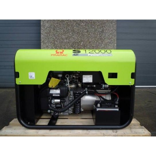 The generator is powered by a reliable Honda GX630 air cooled engine with electric start to drive an AVR alternator with a continuous output of 9100 watts. The twelve month warranty is backed by a national service network that has your maintenance needs covered.