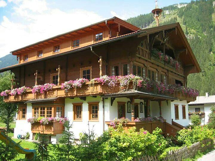 Mayrhofen, Austria