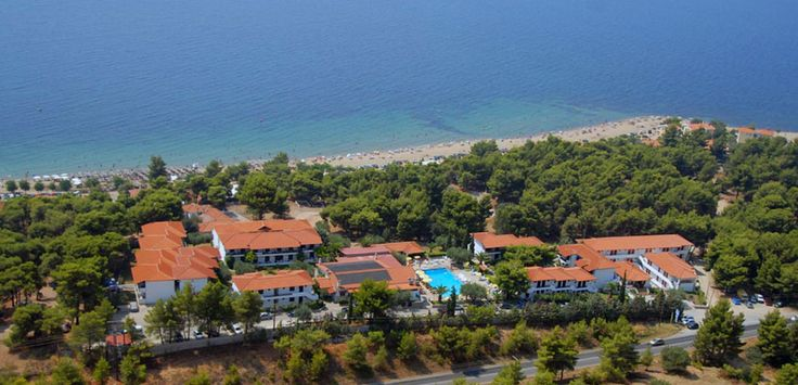 Philoxenia Bungalows, hotel in Psakoudia Sithonia #Halkidiki Greece