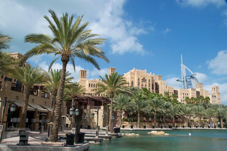 Souk Madinat Jumeira photo | 23 Photos Of Dubai
