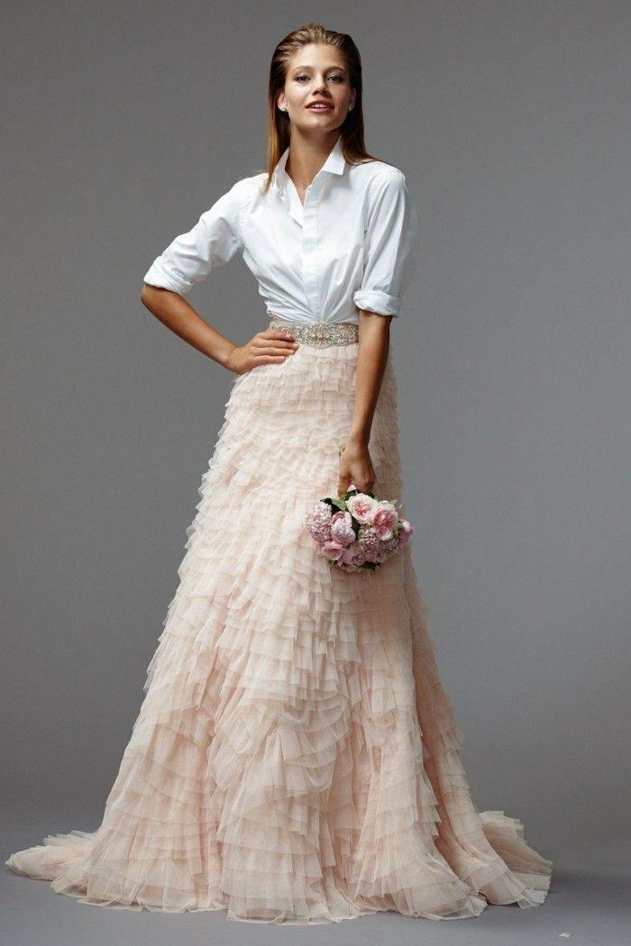 idées à propos de Robe De Mariée Originale sur Pinterest  Robe de ...