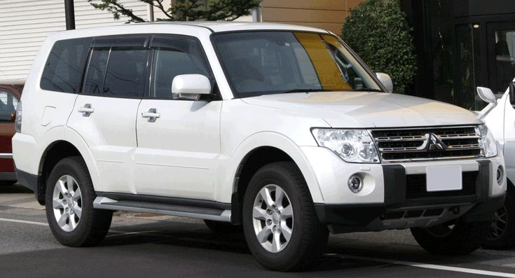 Second hand Mitsubishi Pajero diesel engines for sale at