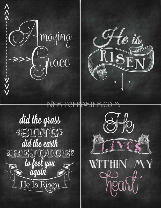 jesus easter worksheets | Free Christian Easter Printables #printable #Easter ...