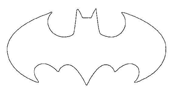 batman signal stencil | now to batman, and more specifically the BATMAN SYMBOL!!
